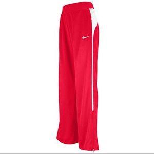 Nike Scarlet Mystifi Warm Up Dri-Fit Pant Sz Lg